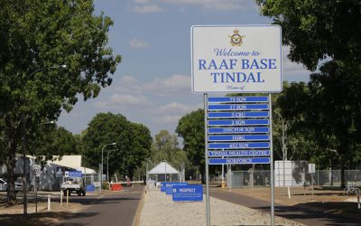 Transformation of Fire Alarm Monitoring System to All Facilities RAAF Base Tindal